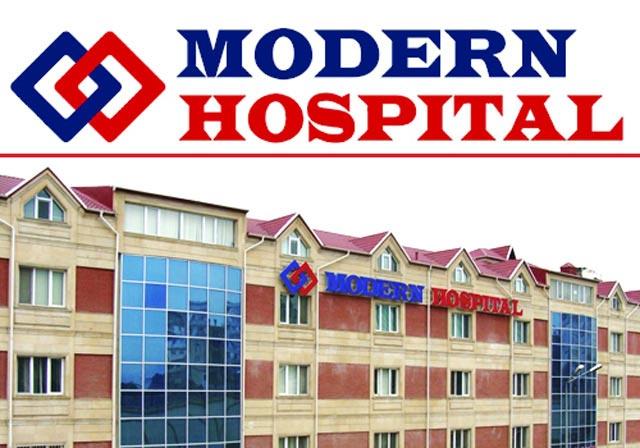 Modern Hospital - müasir diaqnostika və müalicə mərkəzi